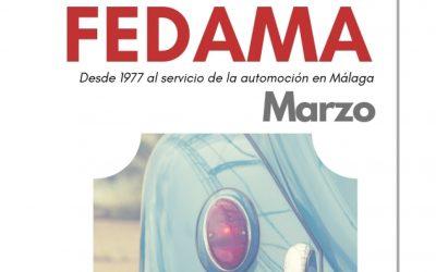 Revista N.º 3 FEDAMA. Marzo 2019.