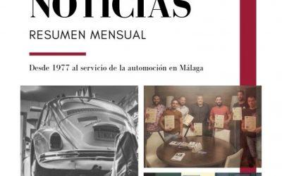 Revista N.º 5 FEDAMA. Mayo 2019.