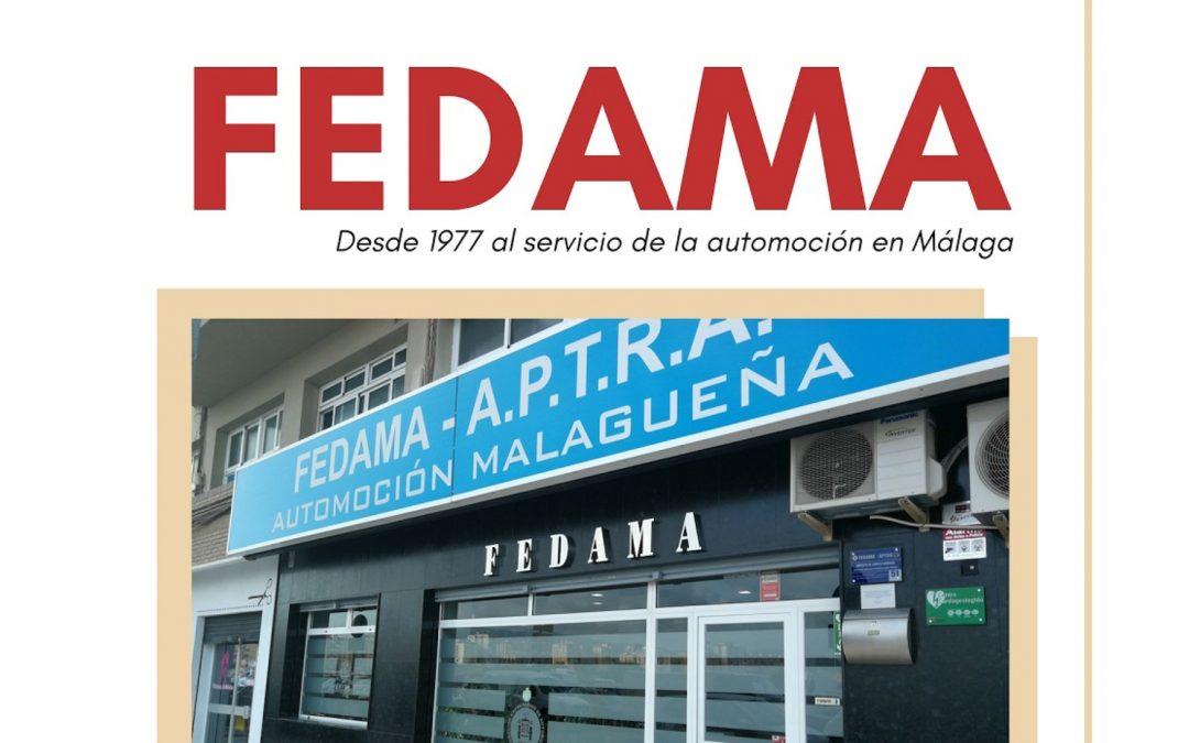Revista N.º 2 FEDAMA. Febrero 2019.