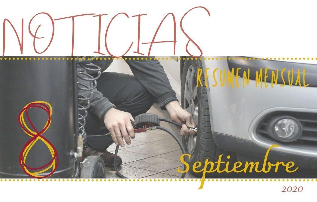 Revista N.º 8 FEDAMA – Septiembre