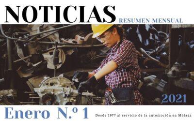 Revista Mensual N.º 1 – Enero 2021