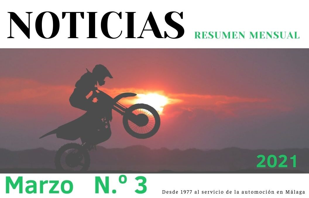 Revista Mensual N.º 4 – Marzo