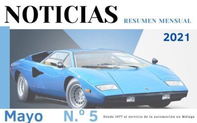 Revista Mensual N.º 5 – Mayo 2021